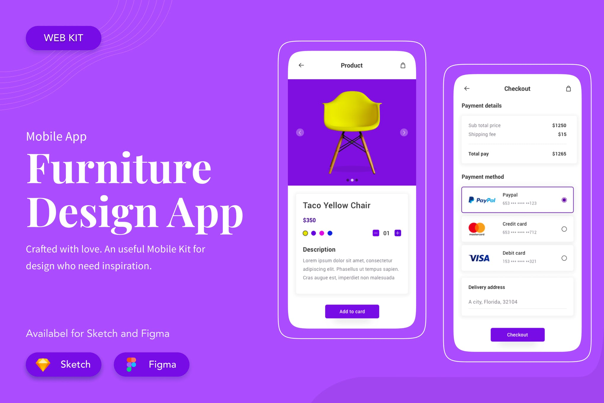 furniture-app-design
